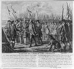 Surrender of the British at Yorktown